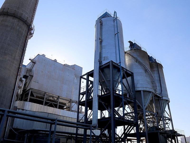 景焦能源(1-5#焦炉)155万吨焦炉烟气环保综合治理工程