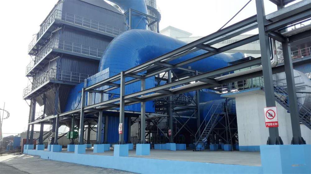 山东铁雄新沙能源150万吨焦炉烟气中低温SCR山猫体育nba视频直播工程