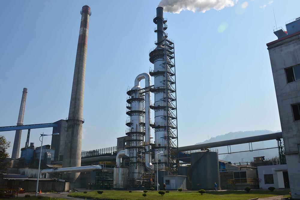 河南中鸿集团煤化有限公司130万吨/年焦炉烟气山猫体育nba视频直播项目