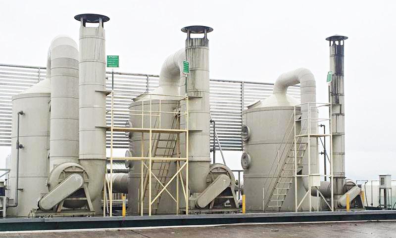 山西省平遥一矿焦化有限公司1#、2#焦炉烟气山猫体育nba视频直播脱硫工程