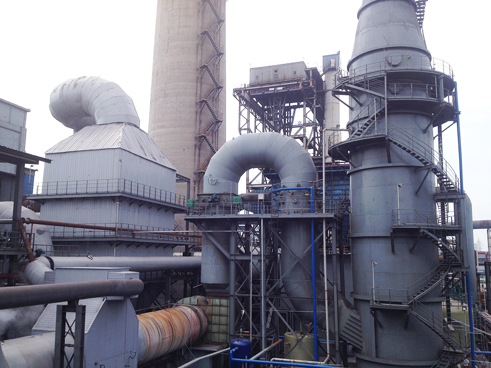 唐山北阳洗煤炼焦烟气脱硫山猫体育nba视频直播及余热回收工程